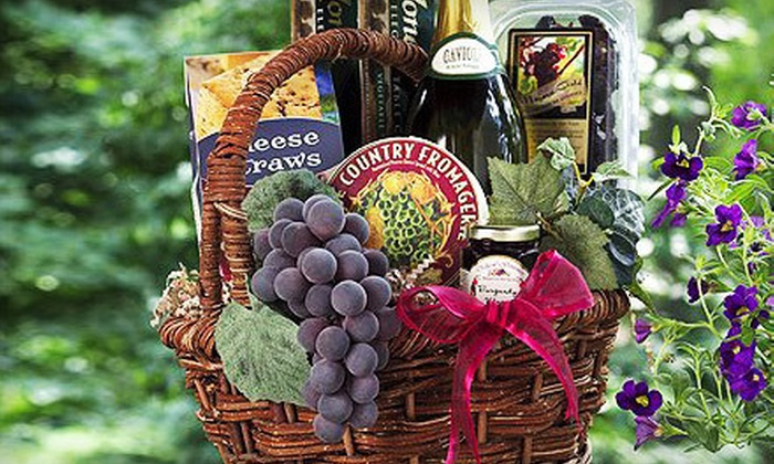 My Basket Case Gifts: $20 Worth of Gift Baskets and Candles