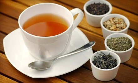Mrs. Tea's Garden: Good for Afternoon Tea for Two - Mrs. Tea's Garden in Lutz