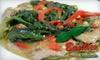 Basilico Ristorante - Norridge: $15 for $30 Worth of Italian Fare and Drinks at Basilico Ristorante in Norridge