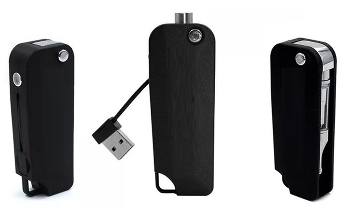 Car Key Conceal Cartridge Battery Vaporizer from Hookah Town (1- or 2-Pack)