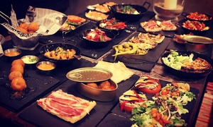 Canasy Tapas: All-You-Can-Eat Tapas at Cañas y Tapas (29% Off)