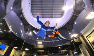 iFLY Downunder: Indoor Skydiving Package for One ($74) or Two ($129) at iFLY Downunder, Penrith (Don't pay up to $218)