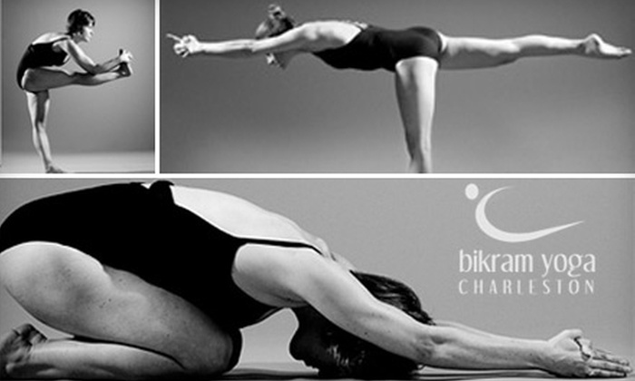 Bikram Yoga Charleston - Mount Pleasant: $35 for 10 Classes at Bikram Yoga Charleston in Mt. Pleasant
