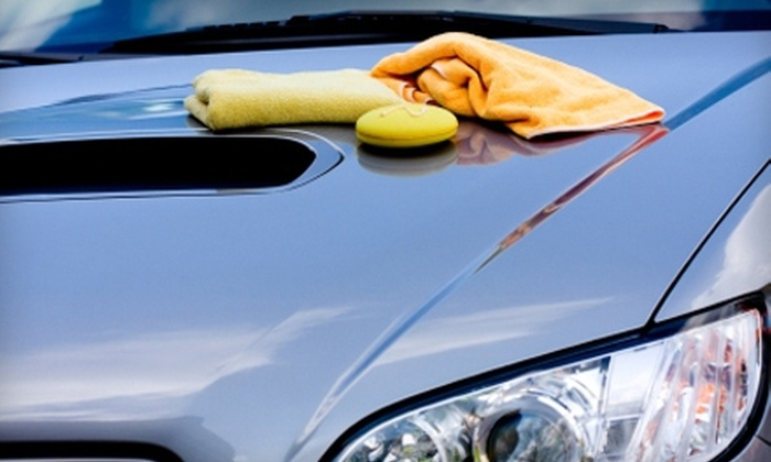Foothill Car Wash Lube Oil & Detail - La Canada Flintridge: $50 for a Mini-Detail at Foothill Car Wash, Lube, Oil & Detail Center
