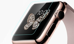 Verre trempé pour Apple Watch