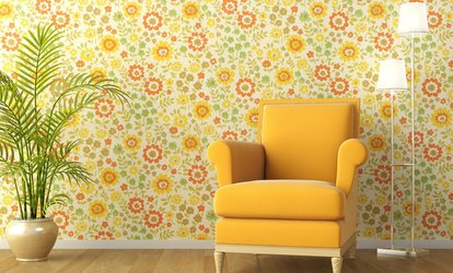 image for $20 Off $200 Worth of Wallpaper Installation