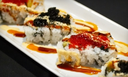 $15 Groupon to Mizu Sushi Bar - Mizu Sushi Bar in Newark