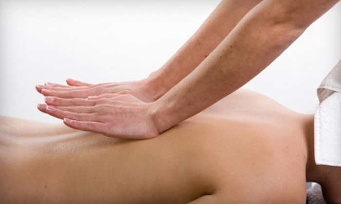 Alvino Massage - Speer: $55 for 90-Minute Traditional Thai Massage at Alvino Massage ($110 Value)