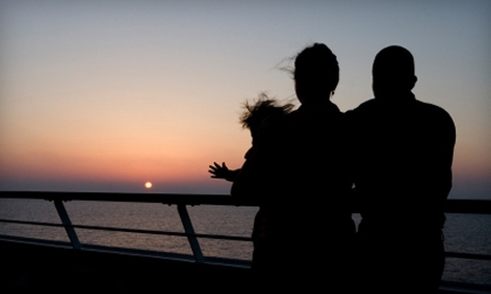 Wayzata Bay Charters - Excelsior: $14 for a Child Public-Cruise Ticket ($28.45 Value) or $16 for an Adult Public-Cruise Ticket ($33.45 Value) in Excelsior