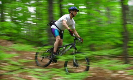 2-Day Mountain-Biking Adventure (a $310 value) - Back Country Excursions, LLC in Parsonsfield