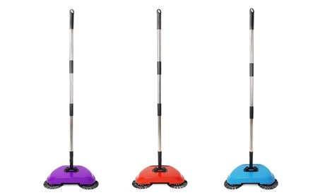 1 o 2 escobas giratorias Sweeper Drag 3 en 1