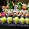 Plateau de spécialités japonaises pour 2
