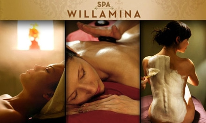 Spa Willamina - Grant Park - Hollywood: $50 Body-Rejuvenation Package at Spa Willamina ($135 Value)