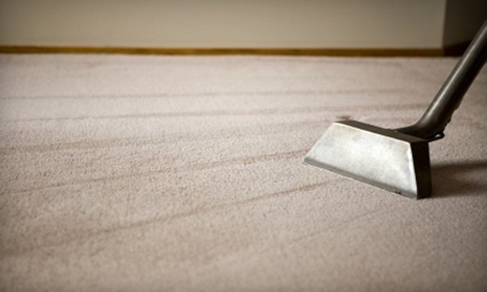 Clarke's Carpet Care - Auburn: $49 for Three Rooms of Carpet Cleaning from Clarke's Carpet Care ($98.95 Value)