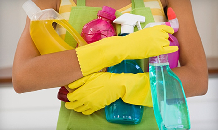 Keep It Kleen - Lawton Park: One, Two, or Four Three-Hour Housecleaning Services from Keep it Kleen (Up to 81% Off)