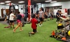 Fitness Ranes - Makiki - Lower Punchbowl - Tantalu: 10 Boot Camp Classes or One Month of Classes with Optional Personal Training at Fitness Ranes (Up to 86% Off)