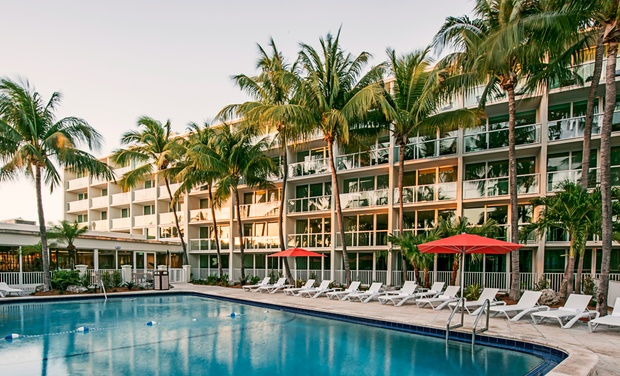 Amara Cay Resort - Islamorada, FL: Stay for Two at Amara Cay Resort in Islamorada, FL, with Dates into December. One Guest Aged 20 or Under Stays Free.