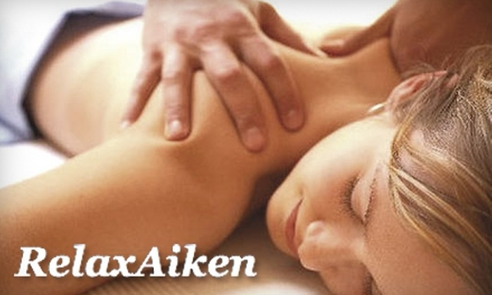 RelaxAiken - Aiken: $15 for a 30-Minute Massage ($30 Value) or a 30-Minute Reiki Session ($35 Value) at RelaxAiken