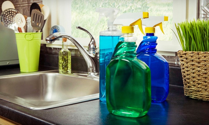 A & A Cleaning Services - Brewer: One or Three Two-Hour Housecleaning Sessions from A & A Cleaning Services (Up to 60% Off)