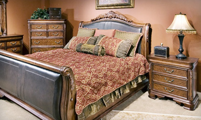 Smith's Furniture & Appliances - Mount Pearl: Furniture and Home Accessories at Smith's Furniture & Appliances in Mount Pearl (Up to 60% Off). Two Options Available.