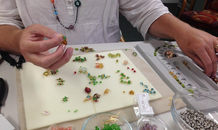 String Theory Creations - Sanford: One-Day Jewelry-Making Course at String Theory Creations (43% Off)