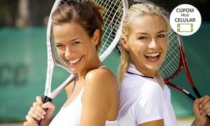 CTL Tênis: CTL Tênis – Asa Sul: 2, 4 ou 6 meses de aulas de tênis