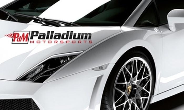 Palladium Motorsports & Detail - Kansas City: $75 for a Gold Detail Package from Palladium Motorsports (Up to $175 Value)