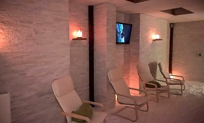 image for One, Two or Five Salt Room Sessions at Dorset Salt Therapy (Up to 73% Off)
