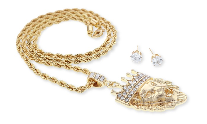 Image result for crown necklace