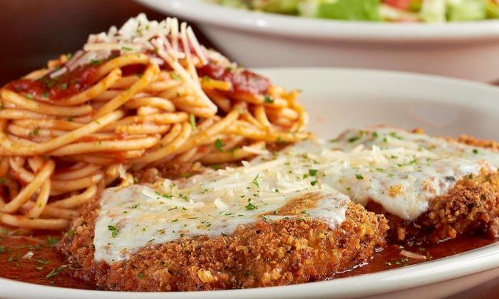 Carino's Italian - Doral: $10 for $20 Worth of Italian Food at Carino's Italian