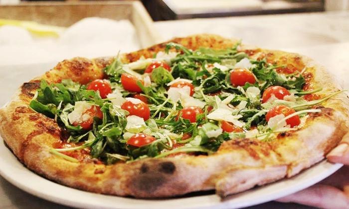 La Gioconda - London: Two Large Pizzas for Two at La Gioconda (Up to 55% Off)