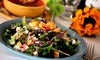 The Island Merchant (Parent to: The Islander, Summer Stock) - Barnstable Town: Tropical Cuisine at The Island Merchant (Up to 54% Off). Two Options Available.