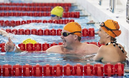 image for Swimathon - A swim for all, 27–29 April, Multiple Locations (Up to 35% Off)