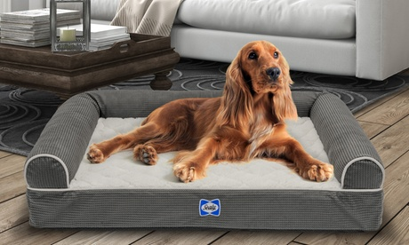 Sealy Orthopedic Foam Couch-Style Dog Bed 7f92b1be-6fec-11e8-92b5-002590604002
