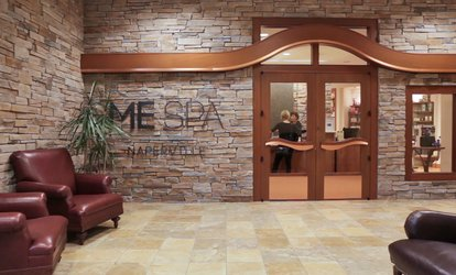 Spa Packages: Signature <strong>Massage</strong> Bundles Up to 40% Off w/ Hot Stone <strong>Massage</strong>, Manicure, and Facial