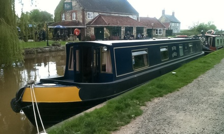 Wiltshire: Up to 4-Night Narrowboat Hire
