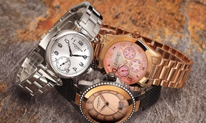 Women's Bracelet and Multi-Function Watch Collection