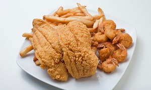 46% Off at Nu Wave Fish & Chicken   at Nu Wave Fish & Chicken, plus 6.0% Cash Back from Ebates.