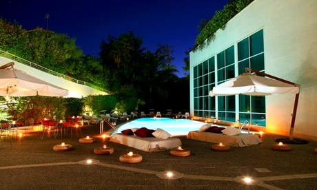 Bisceglie: fino a 3 notti con colazione o mezza pensione, Spa e piscina per 2 persone al Nicotel Bisceglie 4*L
