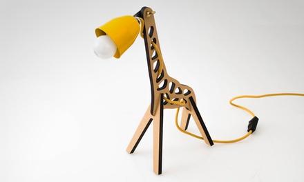 Desde $520 en vez de $850 por 1 o 2 veladores modelo jirafa para retirar en sucursal. Podés pagar en cuotas