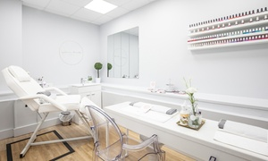 Uptown Beauty: Shellac Manicure, Pedicure or Both at Uptown Beauty – Angel (60% Off)