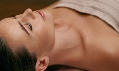 High Frequency or Cold and Hot Hammer Facial Treatment at Beautiful Angels (53% Off)