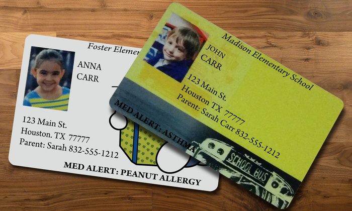 Customize My Id - Houston: $11 for $21 Worth of Printers — Customize My ID