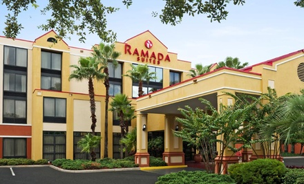 Groupon Deal: Stay at Ramada Suites Orlando Airport in Orlando, FL. Dates Available into March.