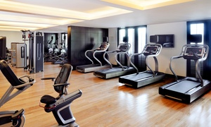 Saray Spa Marriott Hotel (Al Jaddaf): One- or Three-Month Gym Membership at Saray Spa Marriott Hotel (Up to 56% Off)