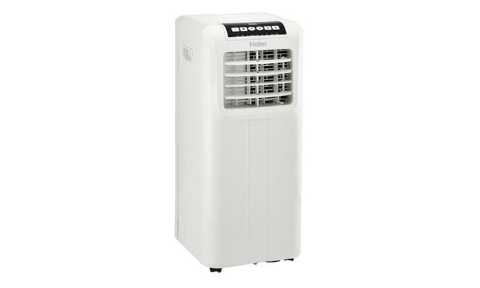 haier air conditioner portable manual