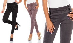 (Mode)  Pantalon Alicia  -71% réduction