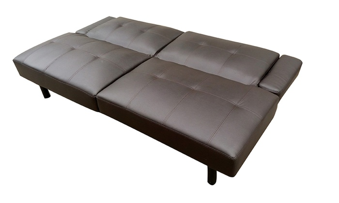 Groupon Goods Global Gmbh Hilton Cinema Style Sofa Bed For 109 99 With Free