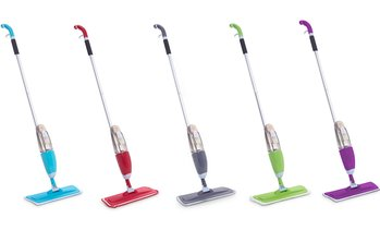 Spray Mop with Microfibre Pads