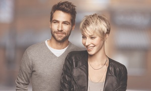 Fantastic Sams: Men's or Women's Cuts, Color, or Partial Highlights at Fantastic Sams (Up to 52% Off)